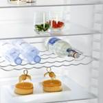 Bottle shelf