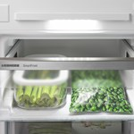 LED freezer compartment lighting