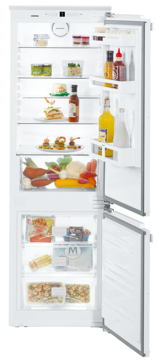Hc 1030 Integrable Fridge Freezer With Nofrost Liebherr