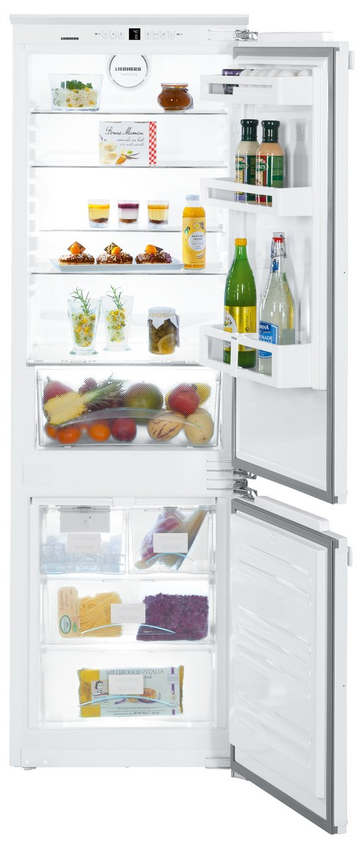 Hc 1050b Integrable Fridge Freezer With Nofrost Liebherr