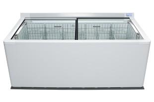 Banchi frigo congelatore per la distribuzione alimentare - Liebherr