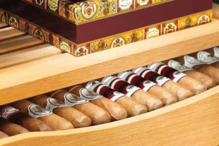 As a pure, natural product cigars need specialised storage conditions.