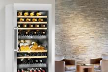 Mini Kühlschrank Für Wein : Weinklimaschrank und weintemperierschrank liebherr