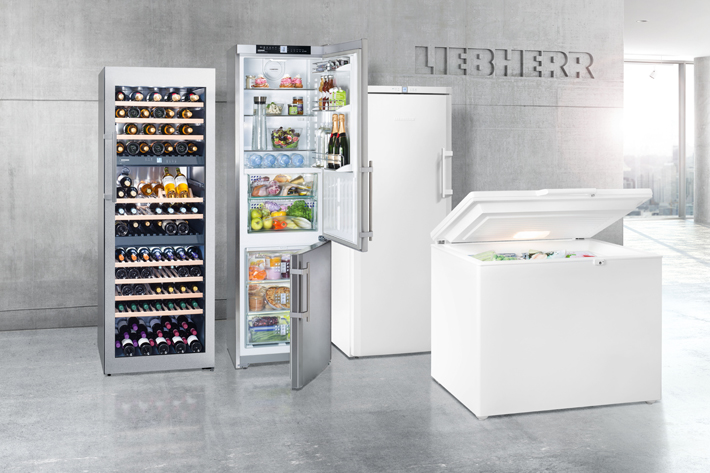 Liebherr Refrigeration And Freezing Liebherr