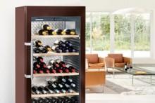 Kleiner Weinkühlschrank : Liebherr hausgeräte exklusive weinklimaschränke für mehr genuss