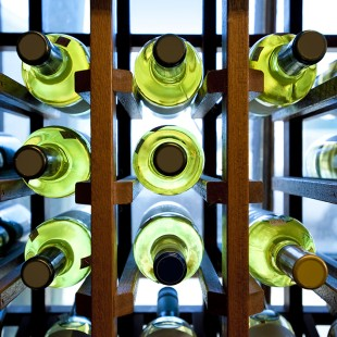 During bottle ageing, wine should be stored in a place where it is protected against ambient influences.