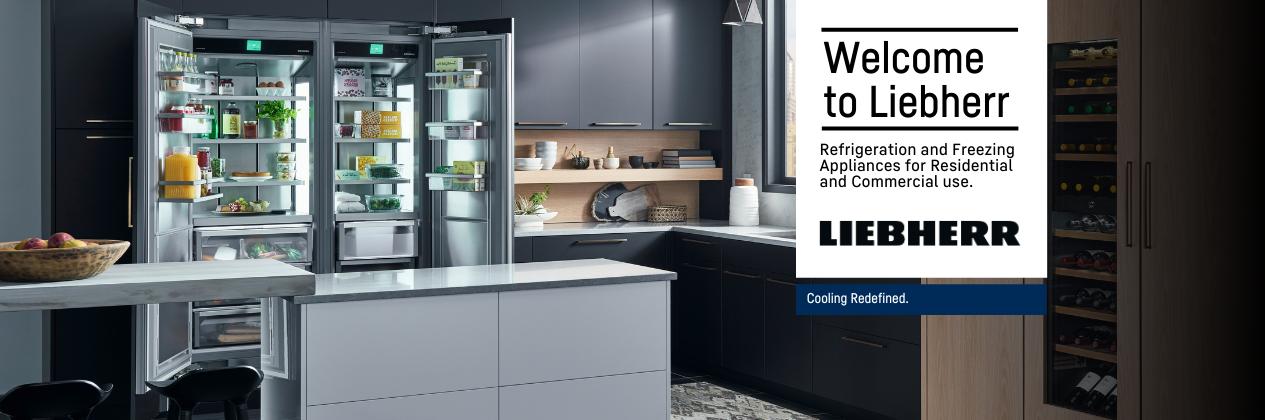 Welcome To Liebherr Appliances Liebherr