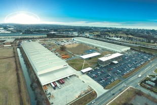 Liebherr's Newport News facility will undergo expansion in 2018