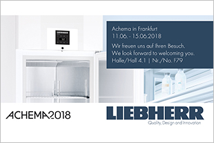 Visit us in Frankfurt at our exhibition stand in Hall 4.1, Stand No. F79, and find out more about our diverse products.