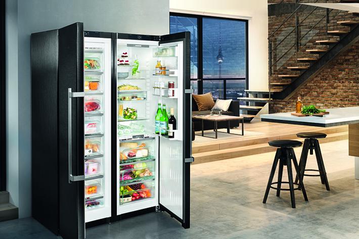 Side By Side Kühlschrank Test Stiftung Warentest 2017 : Side by side kühlschrank liebherr test liebherr kühlen woche